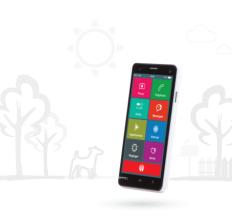 Sidonie smartphone background