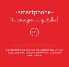 Sidonie smartphone info