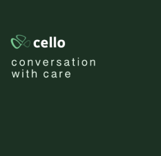 CELLO logo name by gesecolor under 2sker team