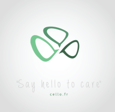 CELLO logo sign by gesecolor under 2sker team