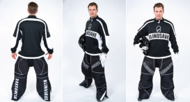 Blindsave black suit