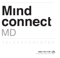 MIND CONNECT MD telepsychiatry