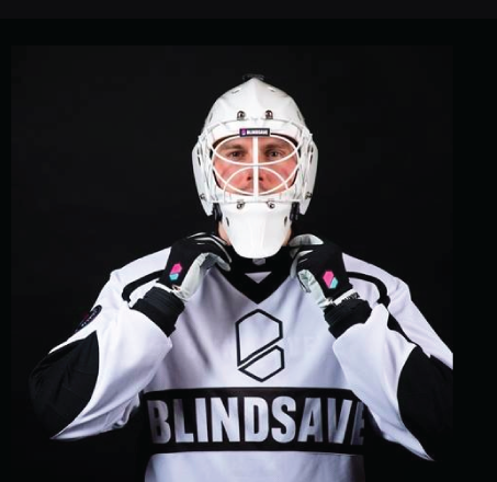 Blindsave jersey designed by gesewhocolors