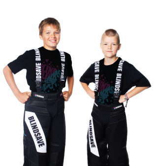 blindsave kids pants
