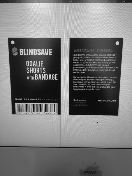 blindsave packaging design