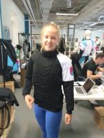 blindsave kids protecting jersey - vest