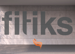 fitiks-typo-and-icon-by-gesecolor