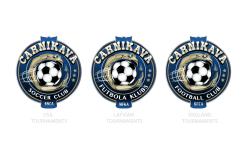 kids soccer logo